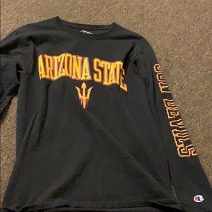 Arizona State Champions league t shirt